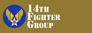 14th Fighter Group Website Logo